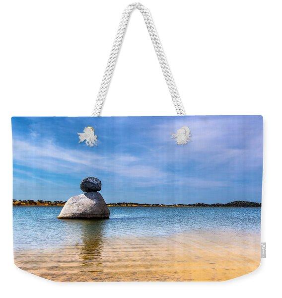 Unstable Equilibrium Weekender Tote Bag