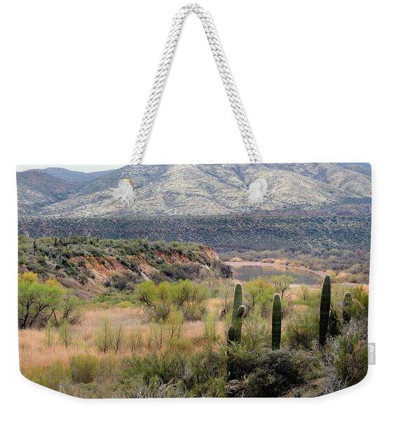 Untamed Arizona Weekender Tote Bag