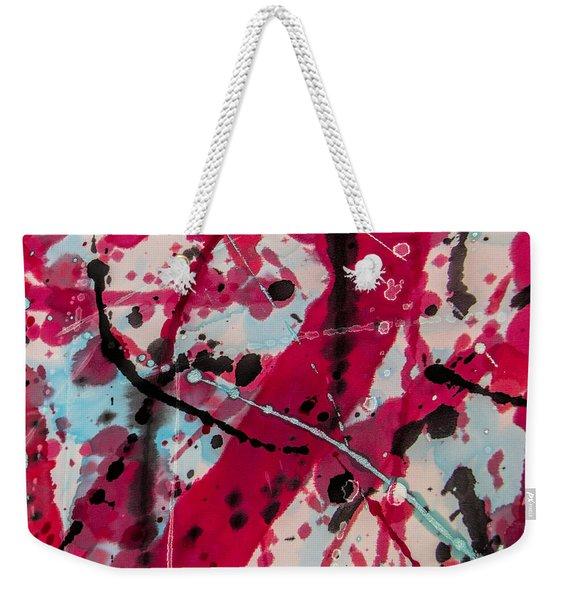 My Bloody Valentine Weekender Tote Bag