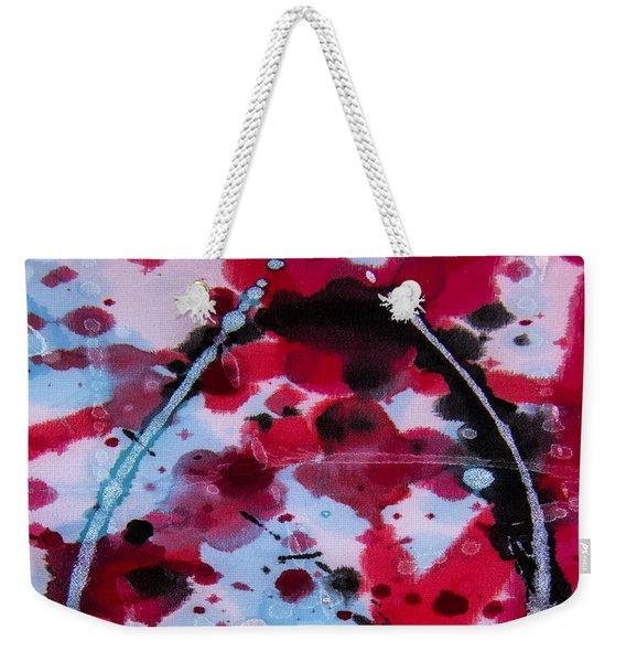 Cherry Bomb Weekender Tote Bag
