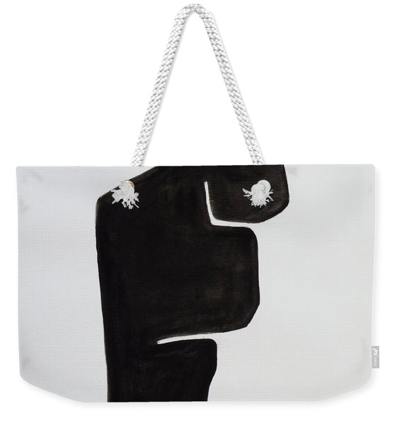 Untitled 1 Weekender Tote Bag