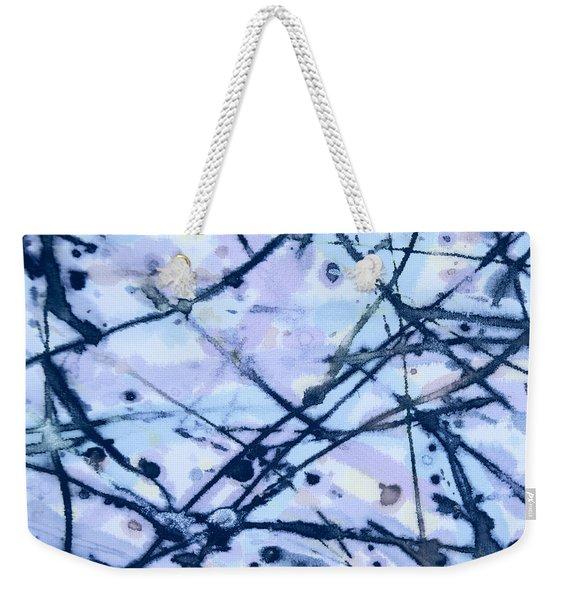 Whiplash Weekender Tote Bag