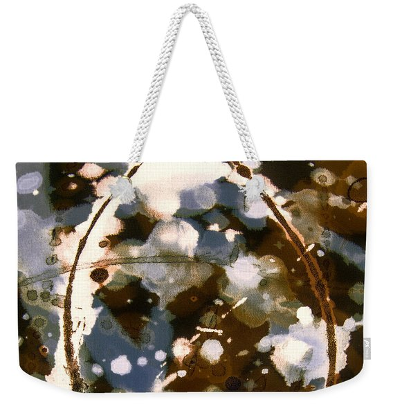 Coffee And Cigarettes Weekender Tote Bag