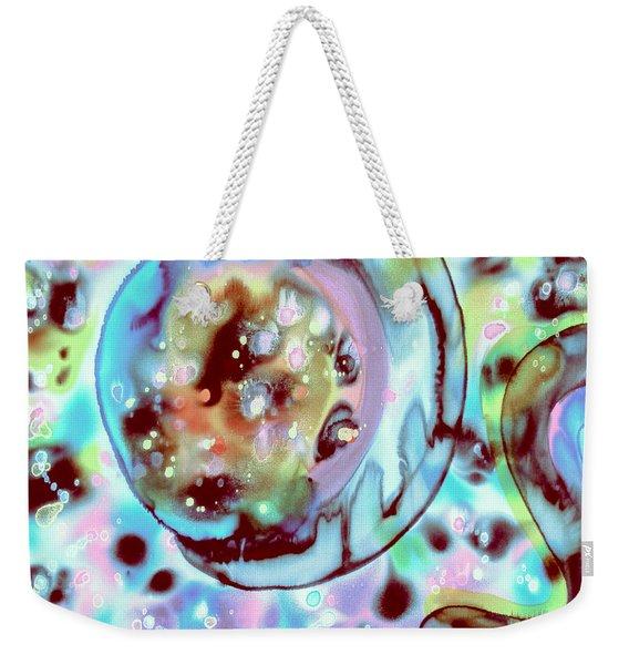 Sublime Oracle Weekender Tote Bag
