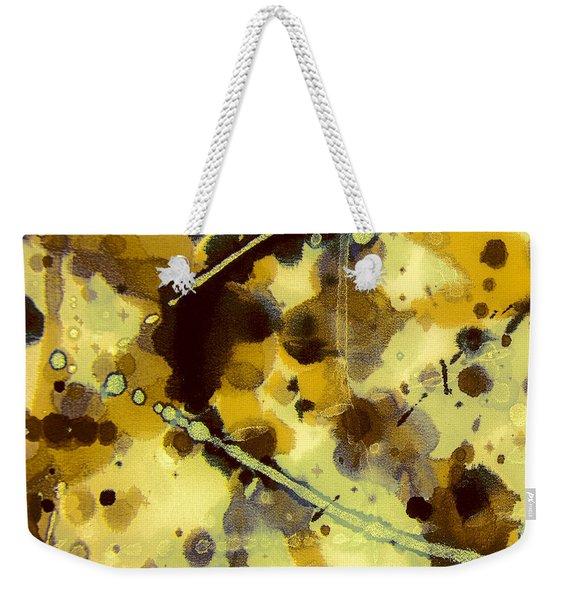 Goldfinger Weekender Tote Bag
