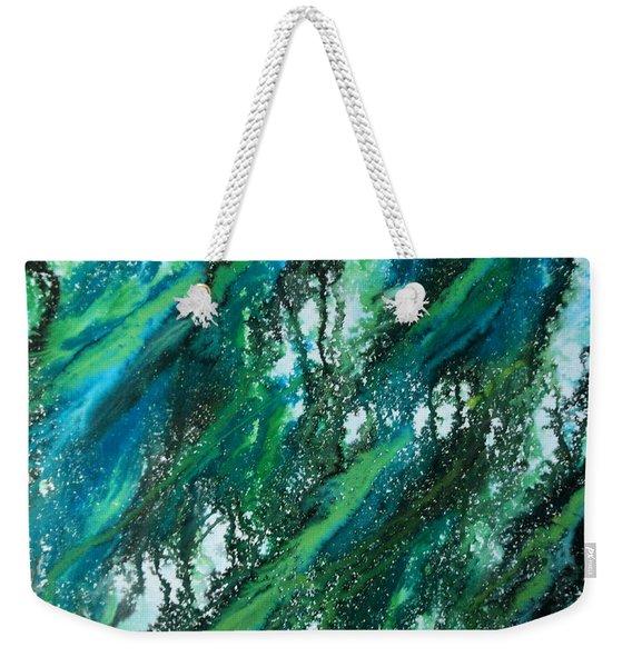 Duars Jungle Weekender Tote Bag