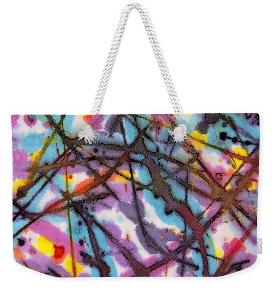 Popped Warhol Weekender Tote Bag