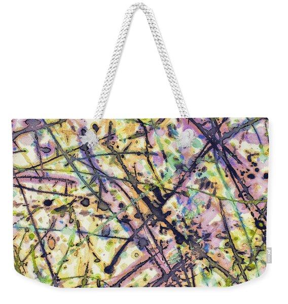 Springtime In Paris Weekender Tote Bag