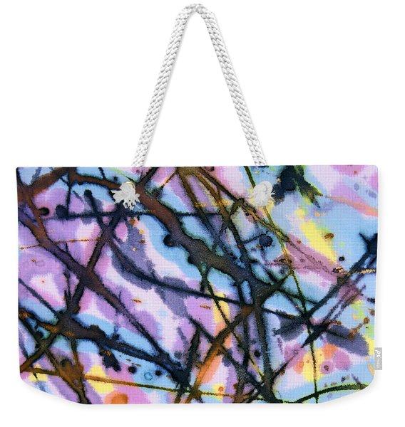 Exotica Weekender Tote Bag
