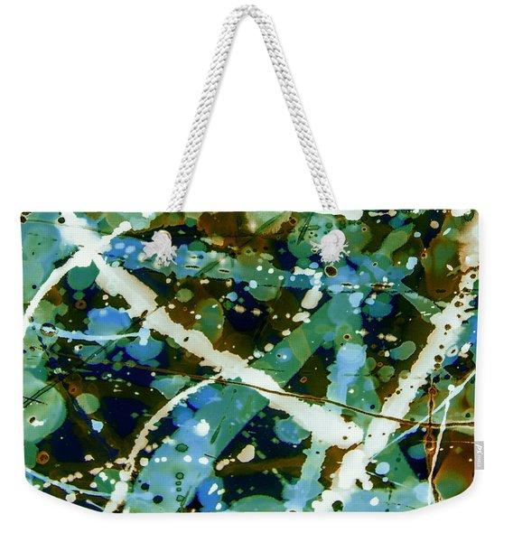 The Emerald City Weekender Tote Bag