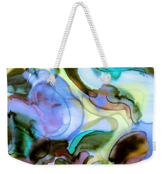 Touch Of Monet Weekender Tote Bag