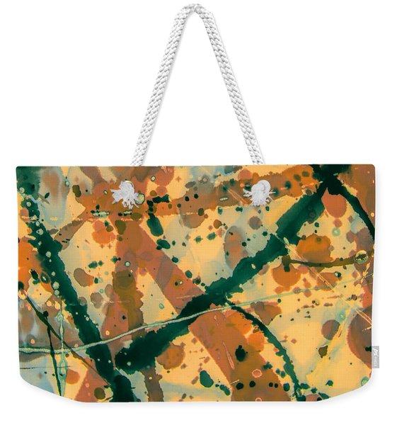 Smooth Criminal Weekender Tote Bag