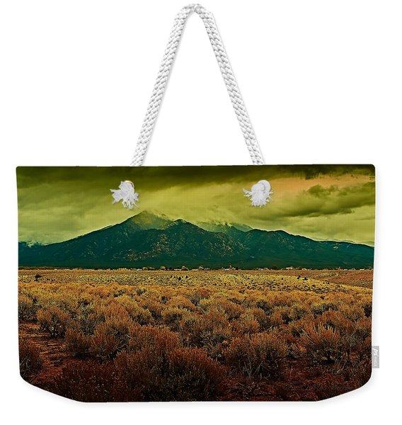 Untitled Xxv Weekender Tote Bag