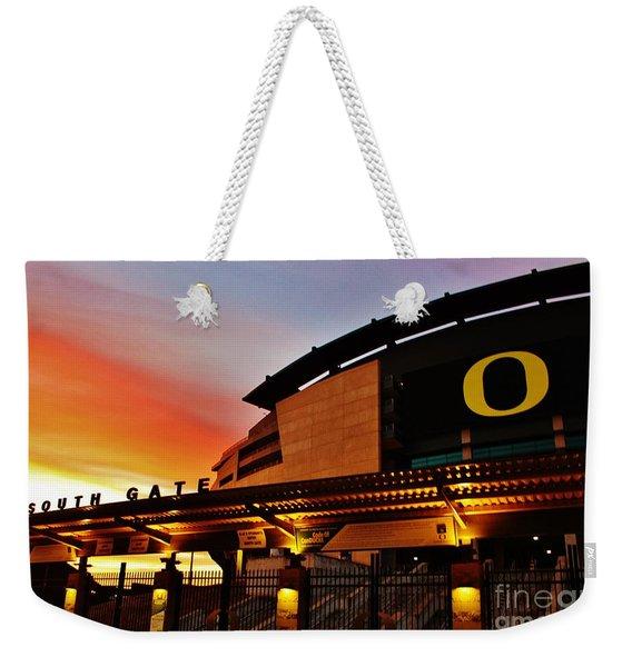 Uo 1 Weekender Tote Bag