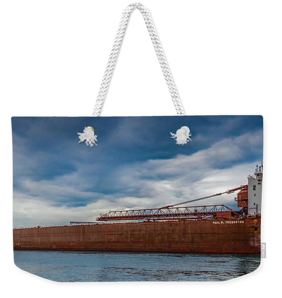 Upbound At Mission Point 2 Weekender Tote Bag