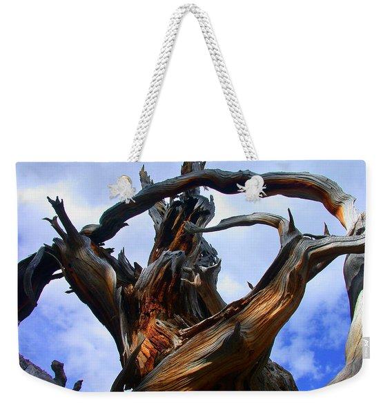 Uprooted Beauty Weekender Tote Bag