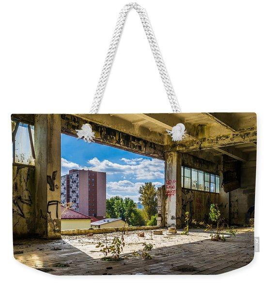 Urban Cave Weekender Tote Bag
