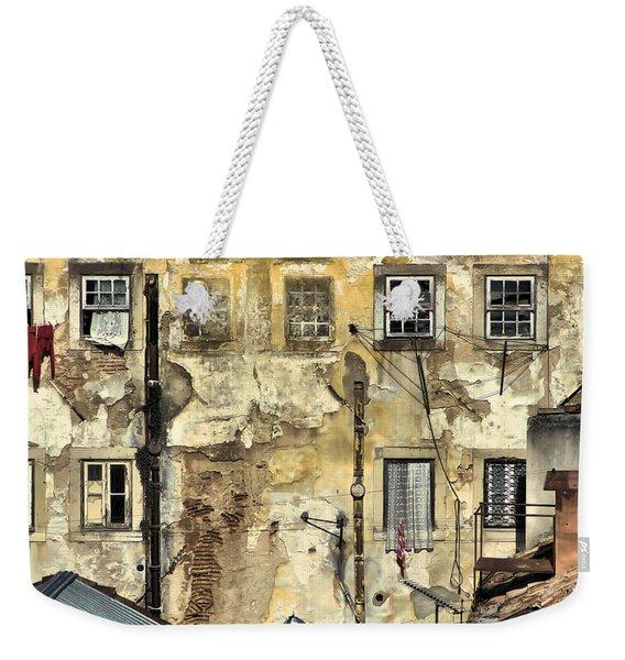 Urban Lisbon Weekender Tote Bag