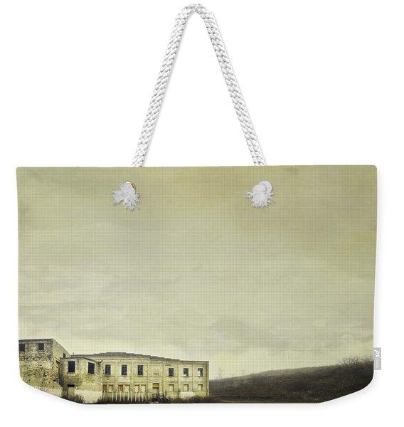 Urban Ruins Weekender Tote Bag