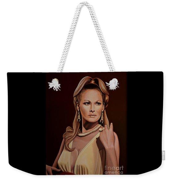 Ursula Andress Weekender Tote Bag