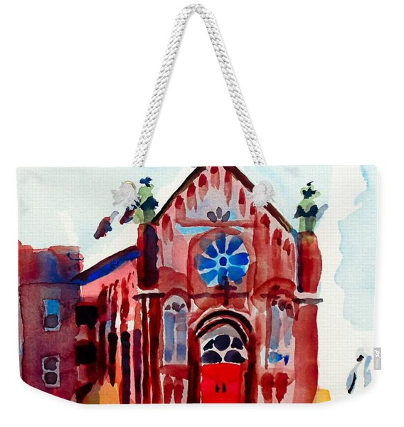 Ursuline II Sanctuary Weekender Tote Bag