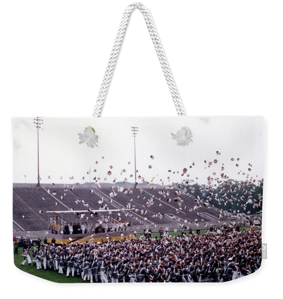 Usma Class Of 1976 Weekender Tote Bag