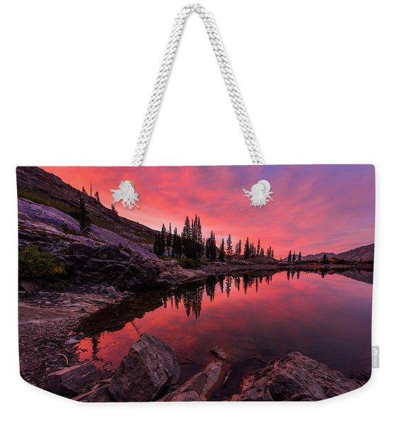Utah's Cecret Weekender Tote Bag