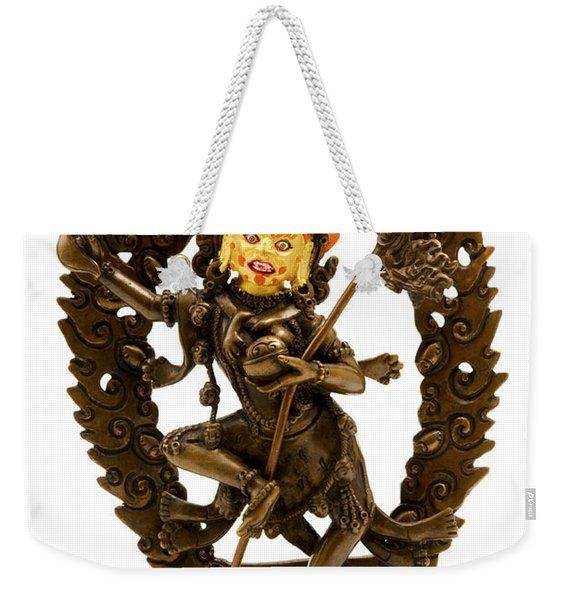 Vajrayogini Weekender Tote Bag