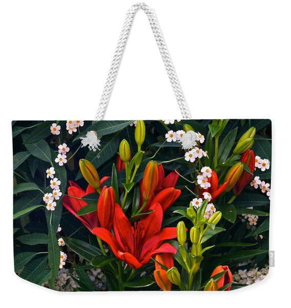 Valentines Are Open Hearts Weekender Tote Bag