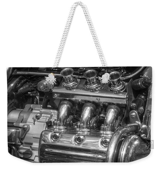 Valkyrie Power Weekender Tote Bag