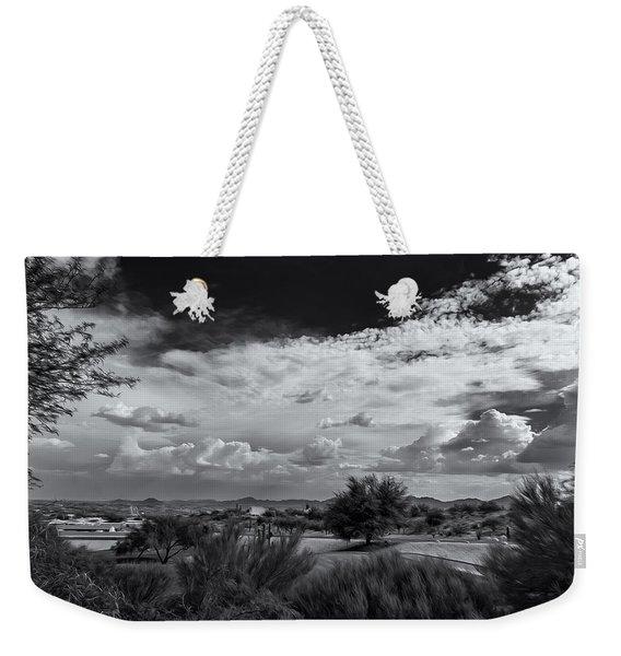 Valley Daydream Weekender Tote Bag