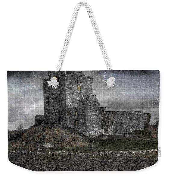 Vampire Castle Weekender Tote Bag