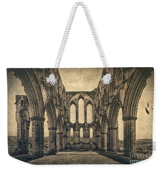 Vanishing Glory Weekender Tote Bag