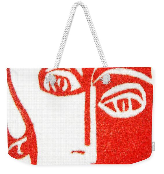 Vanity Weekender Tote Bag