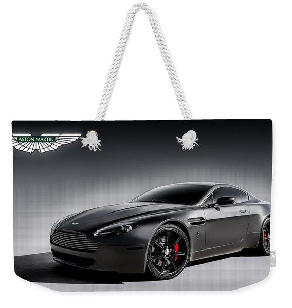 Vantage V12 Weekender Tote Bag