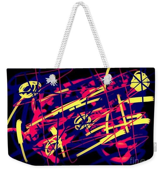 Vegas Delight Weekender Tote Bag