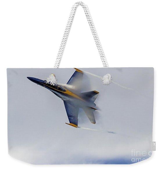 Veiled Angel Weekender Tote Bag