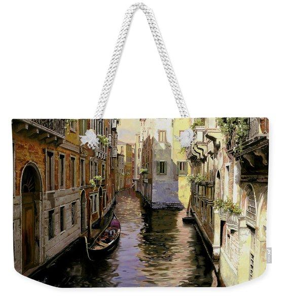 Venezia Chiara Weekender Tote Bag