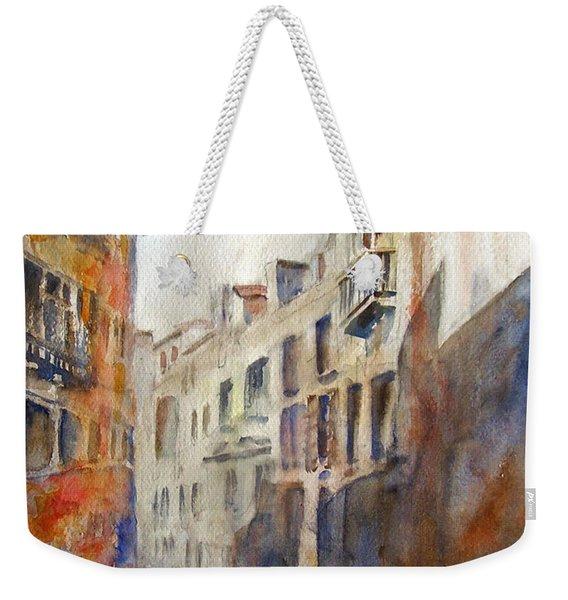 Venice Travelling Weekender Tote Bag