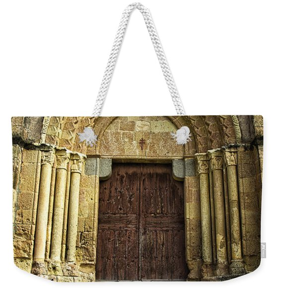 Vera Cruz Door Weekender Tote Bag