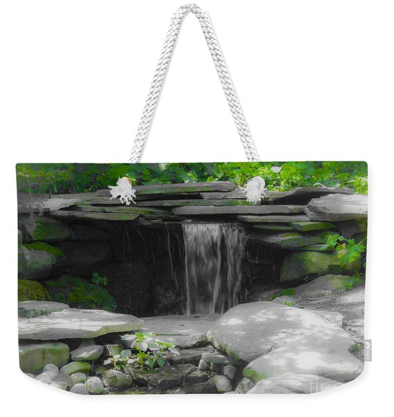Verde Falls Weekender Tote Bag