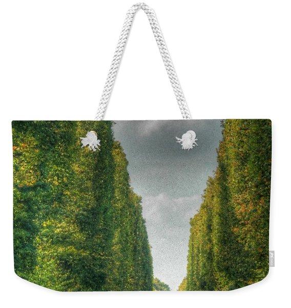 Versailles Promenade Weekender Tote Bag