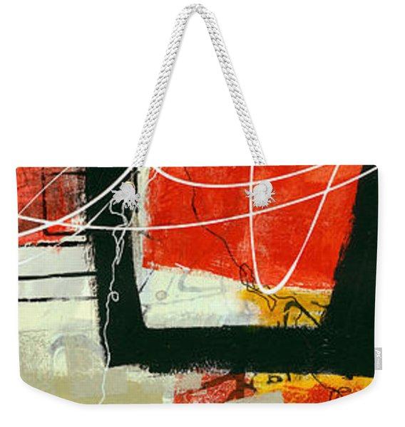 Vertical 1 Weekender Tote Bag