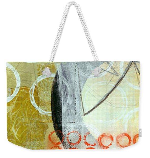 Vertical 4 Weekender Tote Bag