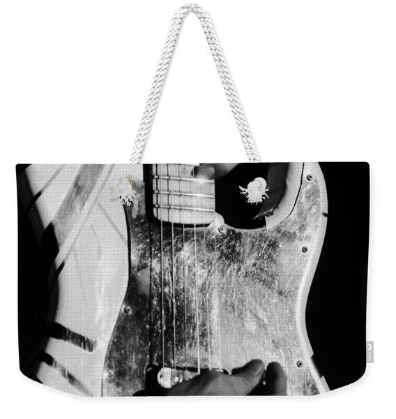 Vh #1 Weekender Tote Bag