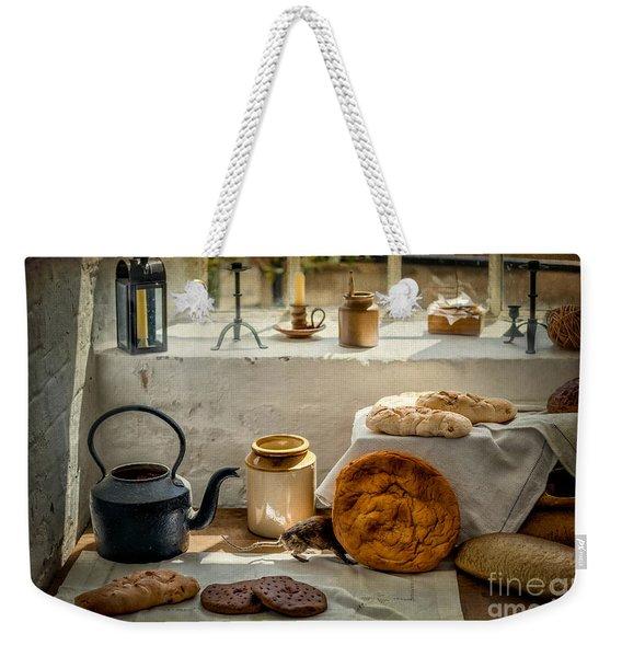 Victorian Bakery Weekender Tote Bag