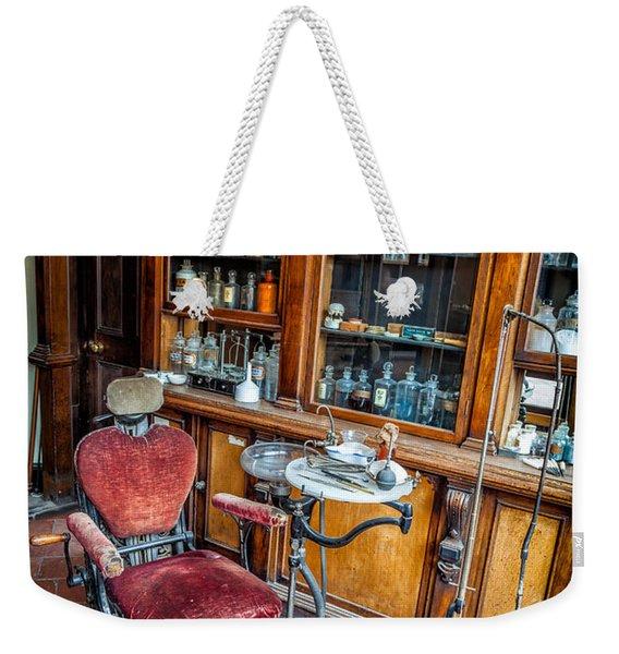 Victorian Dentist Weekender Tote Bag