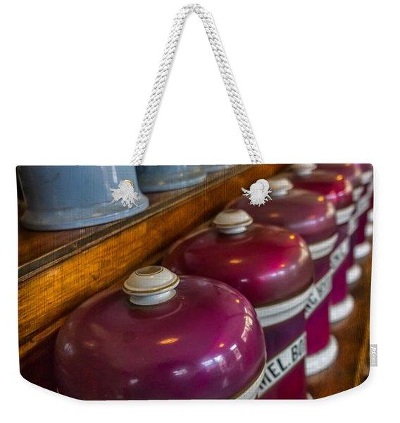 Victorian Pharmacy Weekender Tote Bag