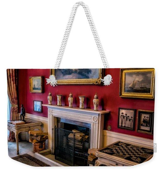 Victorian Style Weekender Tote Bag