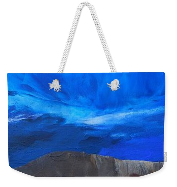 View From The Ridge Weekender Tote Bag
